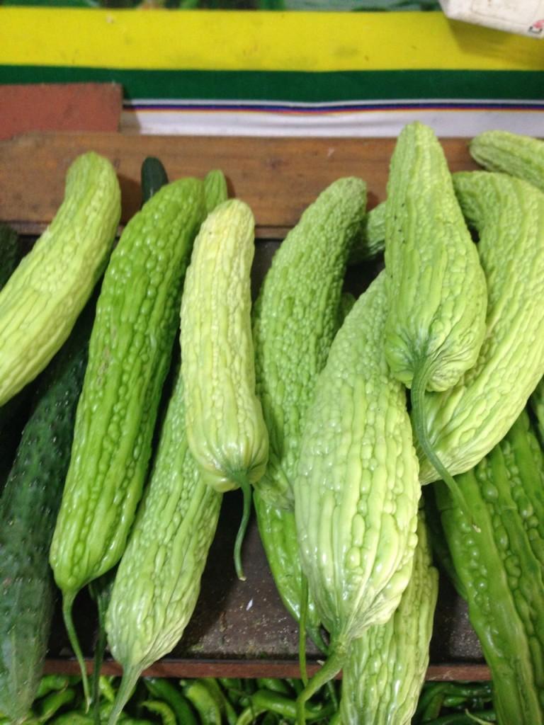 Légumes amers