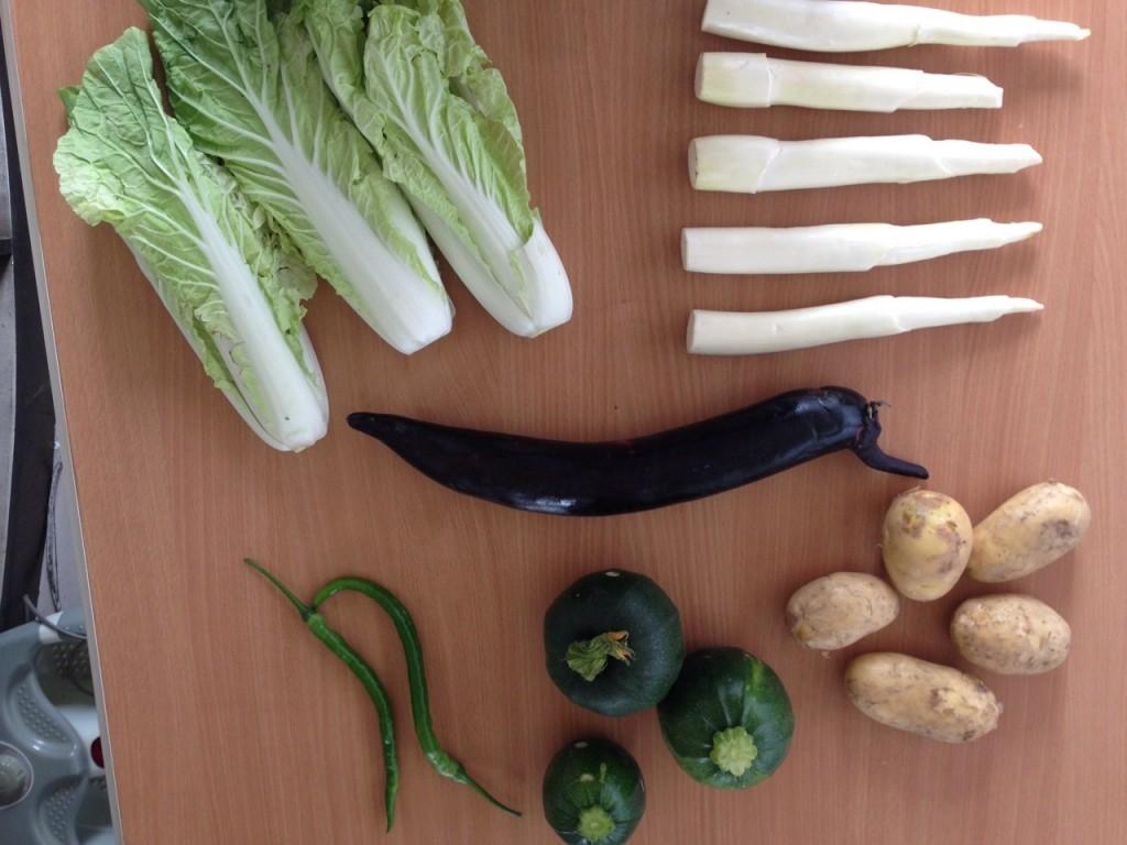 Légumes Chengdu