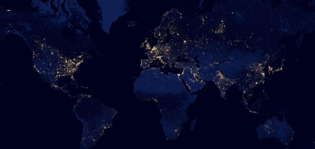 Carte de nuit