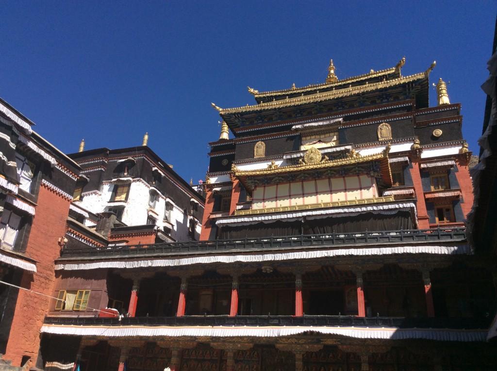 Monastère de Tashilhunpo