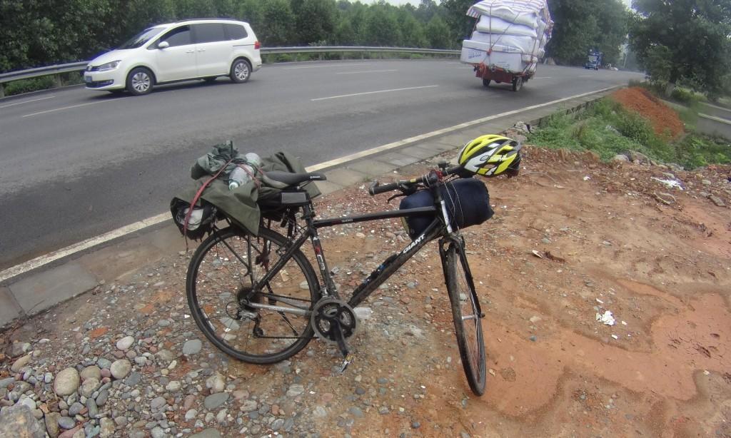 Vélo boue