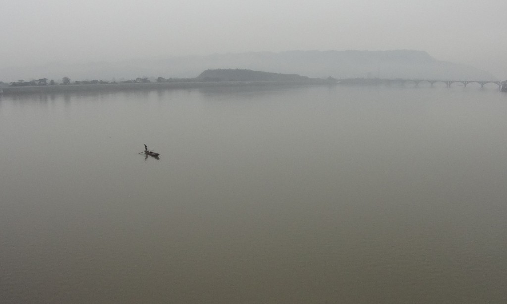 Rivière pêcheur Meishan