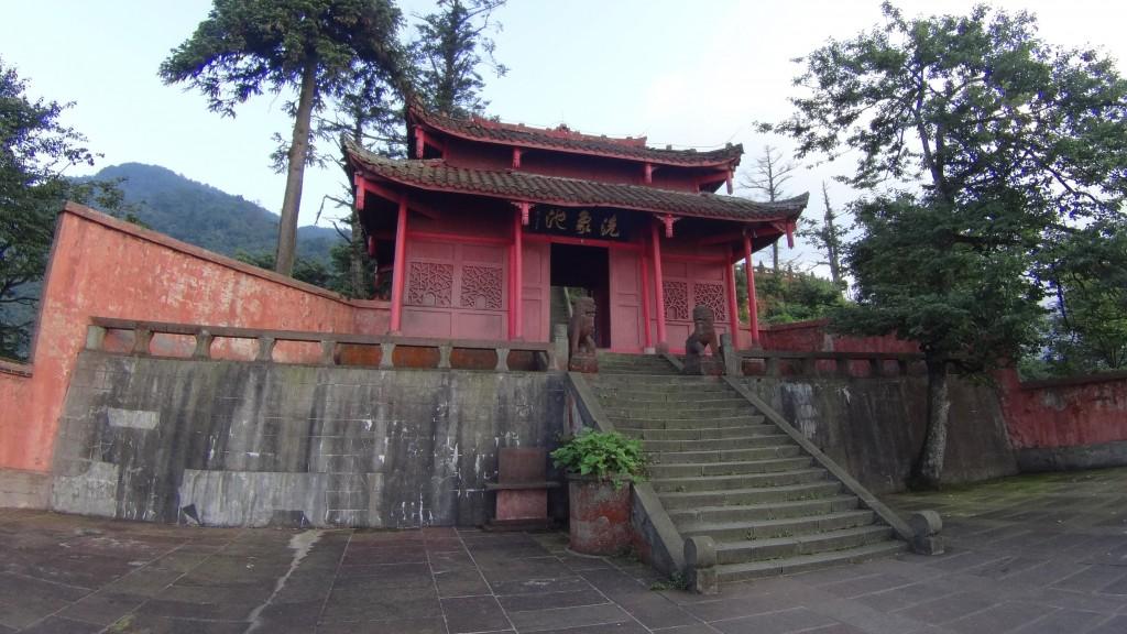 Monastère Xixiangchi mont EMei