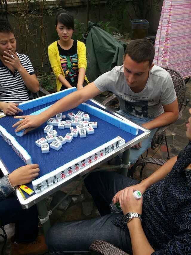 Mahjong de Chengdu
