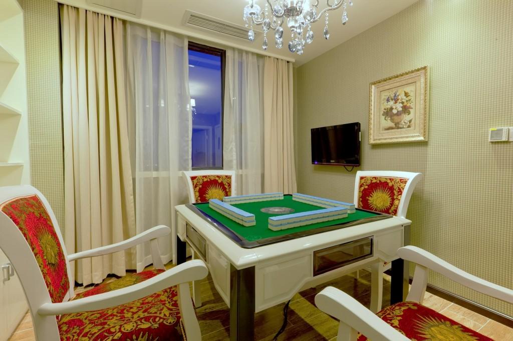 Table électrique de mahjong