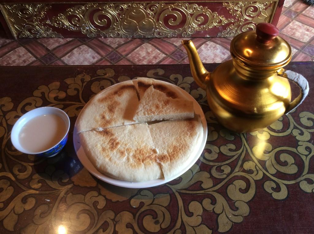 Petit déjeuner Tagong