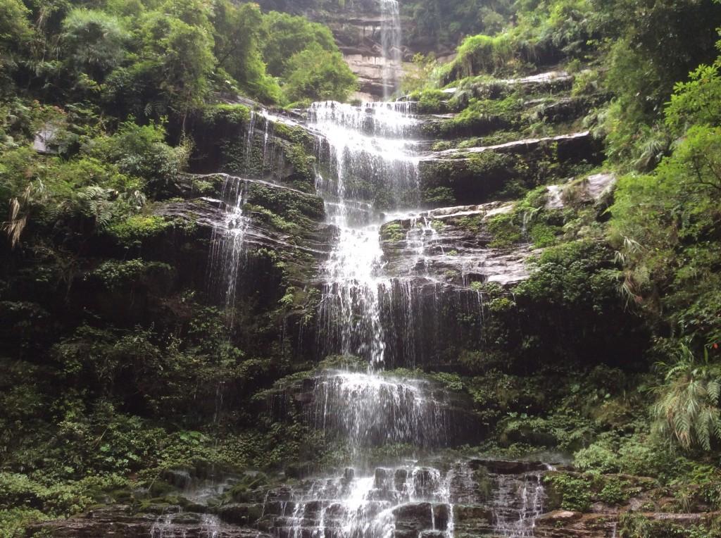 Cascades réserve de Bifangxia