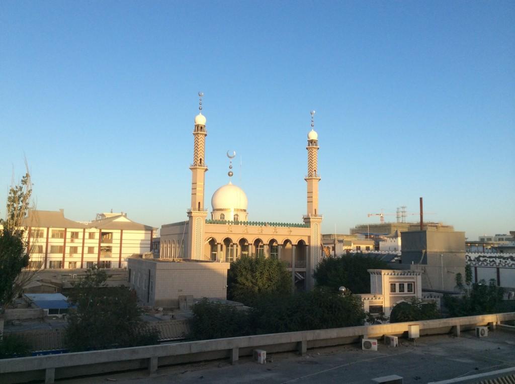 Mosquée de Dunhuang