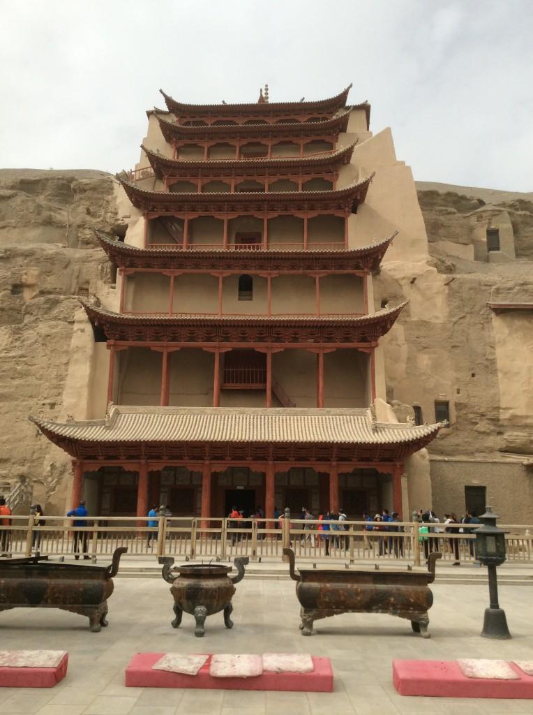 Grottes de Mogaoku, Dunhuang