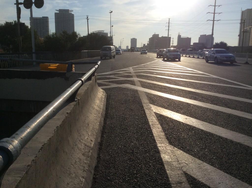 4 voies Urumqi