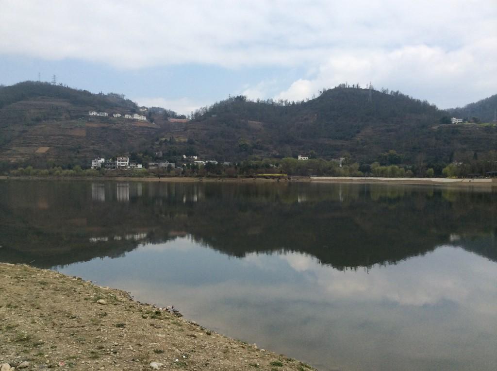 Lac Luoshuihu Leibo