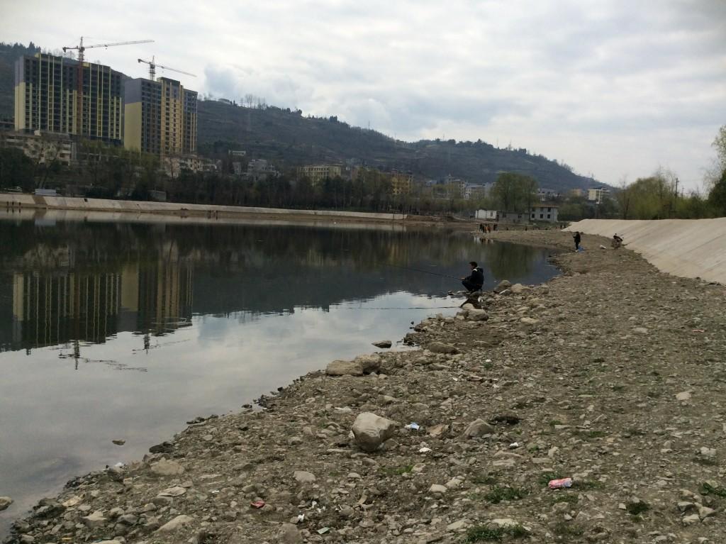 Leibo lac Luoshuihu