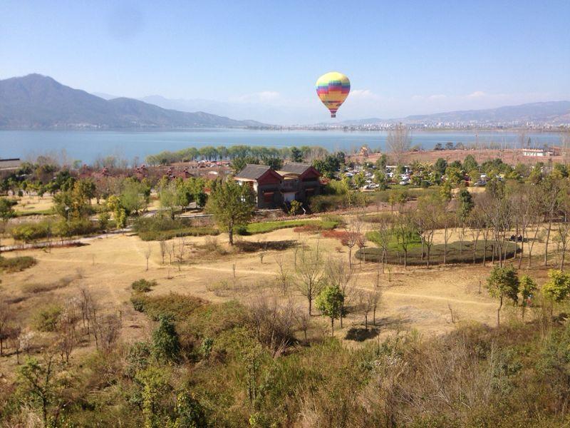 Mongolfière Xichang