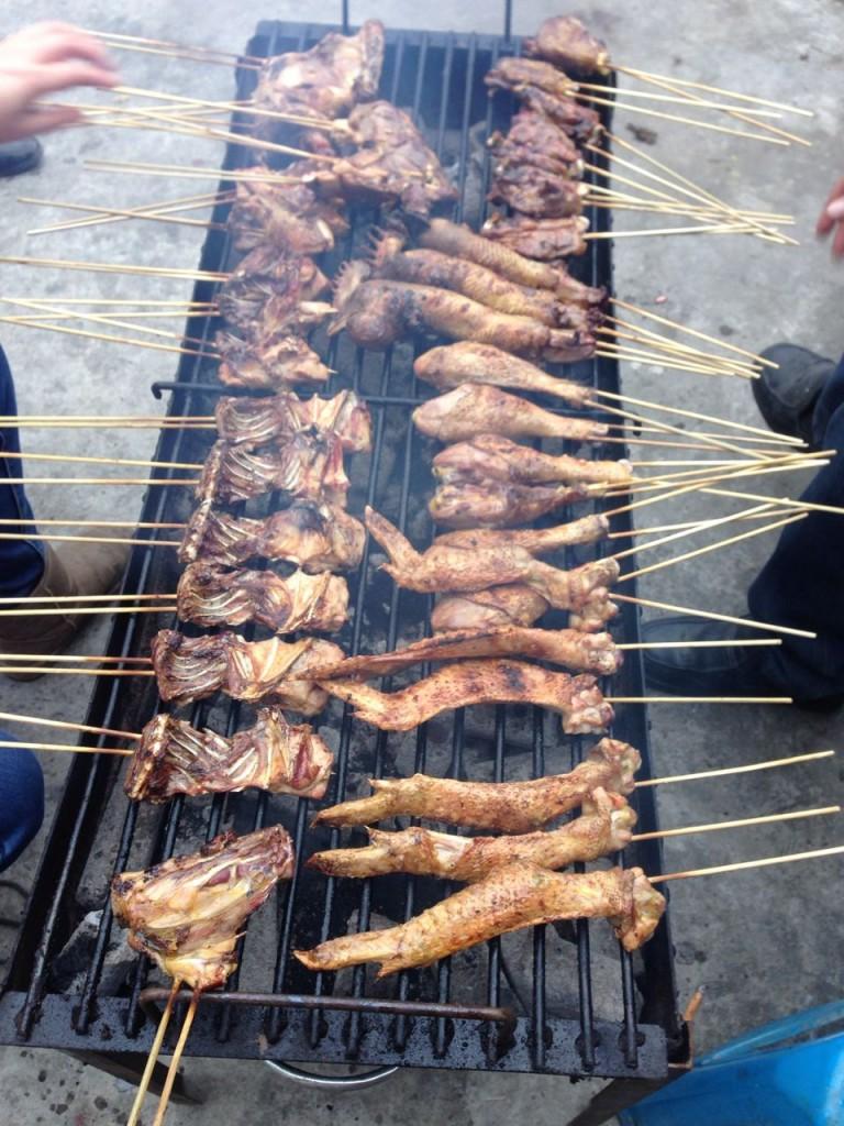 Barbecue de Leibo