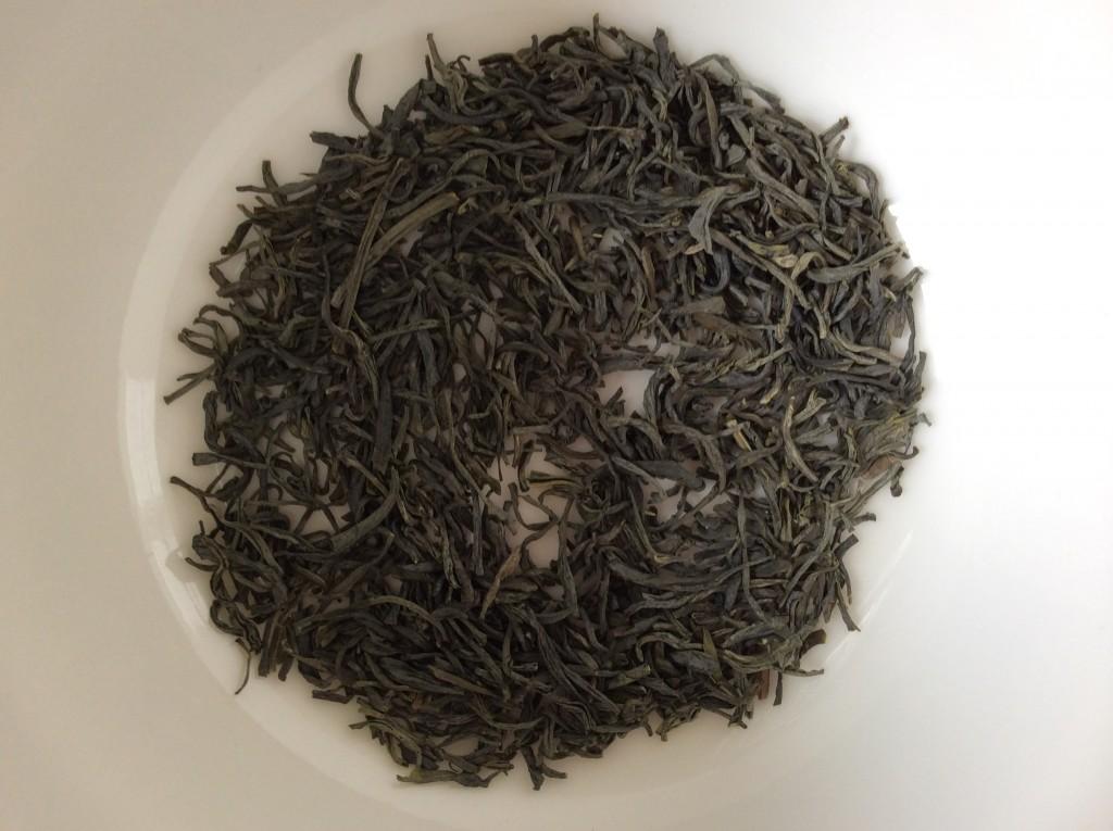 thé bleu-vert