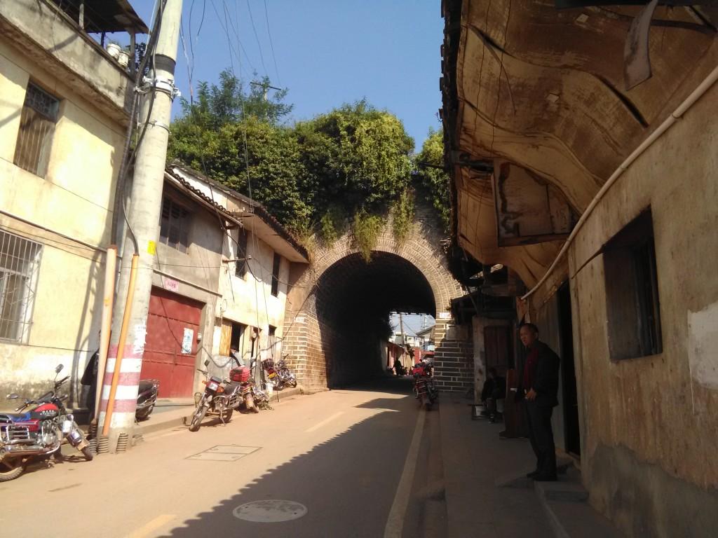 porte du nord Xichang