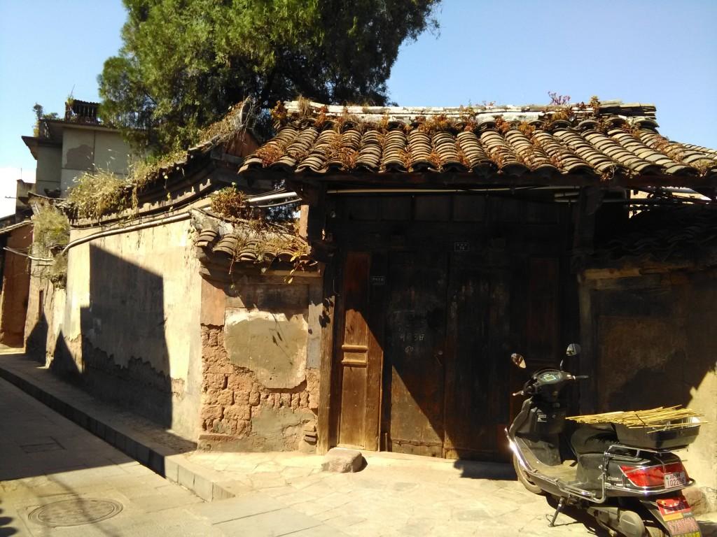 ancien quartier de Xichang